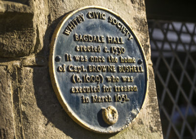 Civic Society Plaque